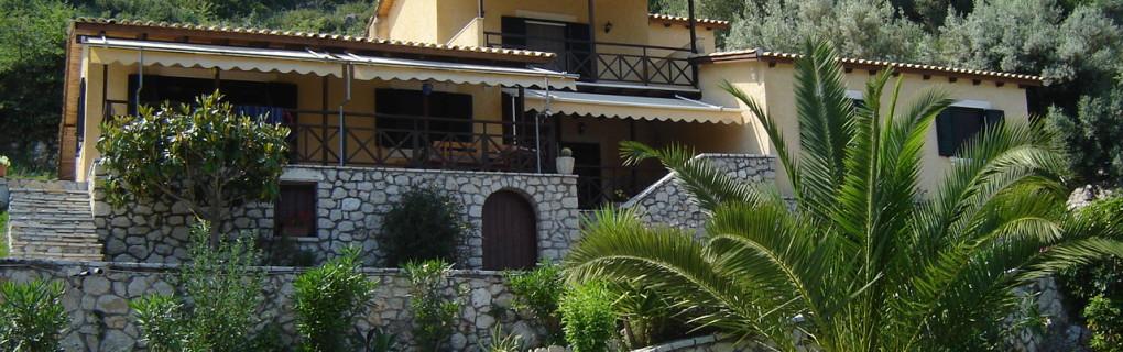Joanna Watters Greek island Summer School location