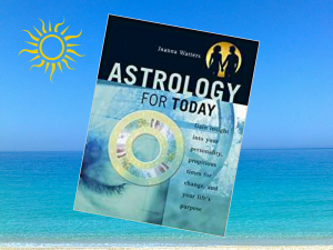 Be Your Own Astrologer by Joanna Watters - for students of astrology