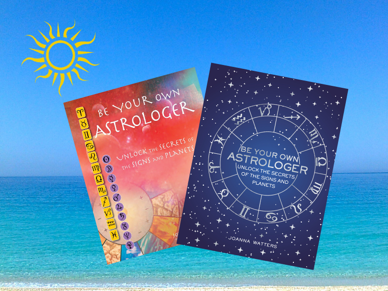 Be Your Own Astrologer by Joanna Watters - for students of