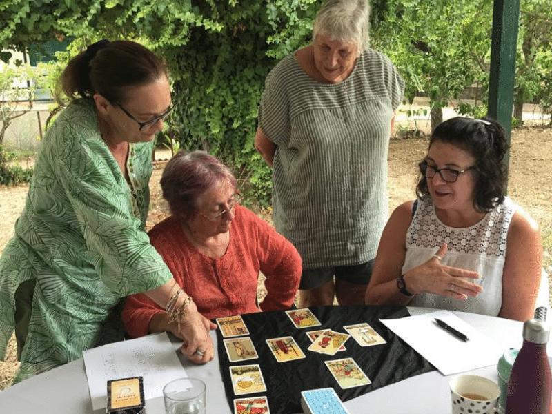 Joanna watters tarot course